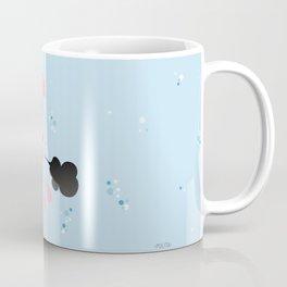 Aquatic Leaks. Squid Troubles Coffee Mug