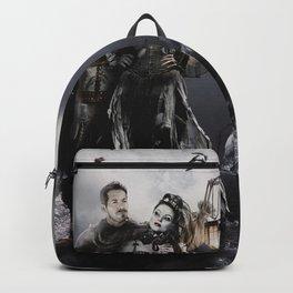Halloween Outlaw Queen Backpack
