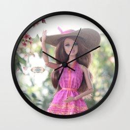 ** Summer days ** Wall Clock