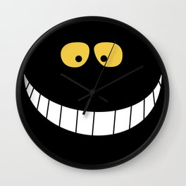 Smile from Wonderland Wall Clock