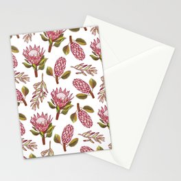 King Protea Delight Stationery Cards