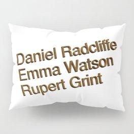 Harry P cast Pillow Sham