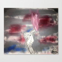 Vibez Canvas Print
