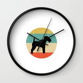 Lakeland Terrier Dog Gift design Wall Clock