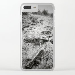 By the Wayside Clear iPhone Case