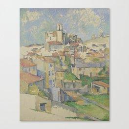 Gardanne Canvas Print