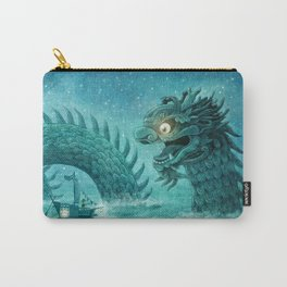 The Dumpling Dragon Carry-All Pouch