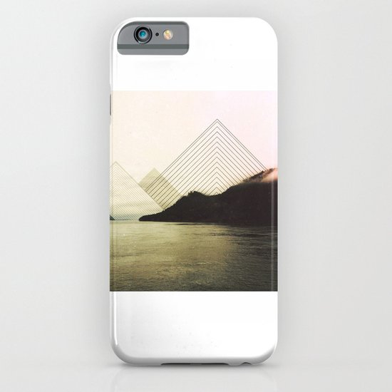 Fire on the mountain  iPhone & iPod Case