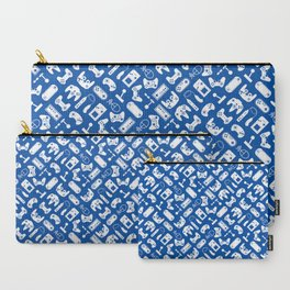 Control Your Game - Dazzling Blue Carry-All Pouch