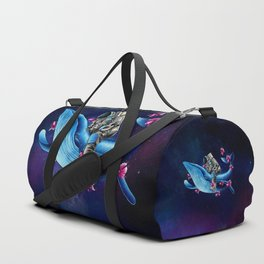 Space Wanderer Duffle Bag