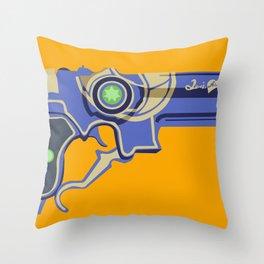 Love is Blue- Bayonetta 2 Throw Pillow