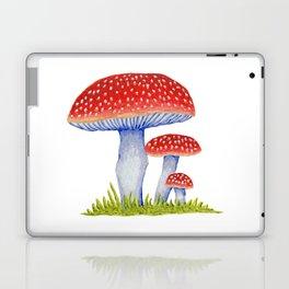 Woodland Toadstools Laptop & iPad Skin