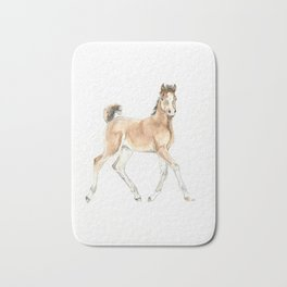 Prancing Foal Bath Mat