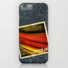 STICKER OF GERMANY flag iPhone 6s Slim Case