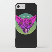 sphynx iPhone & iPod Cases featuring SPHYNX by SHIN DE☆LUXE