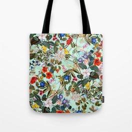 Summer Botanical Garden XVI Tote Bag