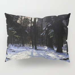 Moonlit Woodland Pillow Sham