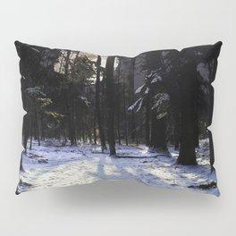 Moonlit Woodland Pillow Sham