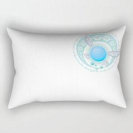 Navi Nouveau Rectangular Pillow