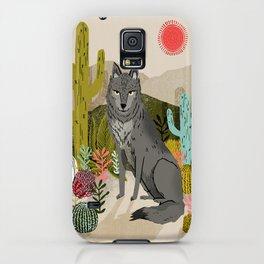 Wolf by Andrea Lauren  iPhone Case