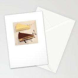 piece of cake Stationery Cards