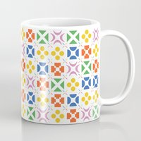 matisse Mugs featuring 13. Matisse by Chris Day