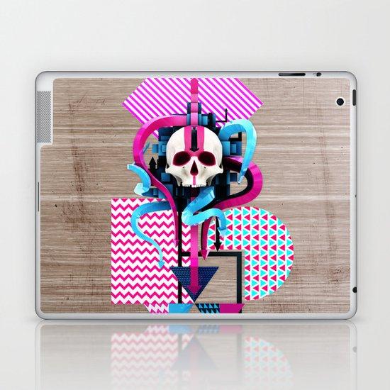 BeautifulDecay II Laptop & iPad Skin