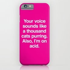 A Thousand Cats iPhone 6s Slim Case
