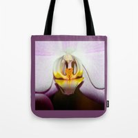 donald duck Tote Bags featuring Donald  by CrismanArt