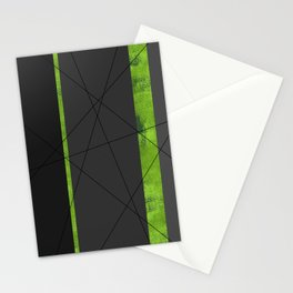 4Shades: Green Stationery Cards