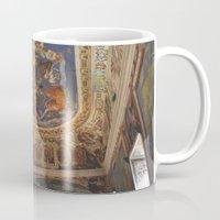 baroque Mugs featuring Baroque by Lorenzo Bini