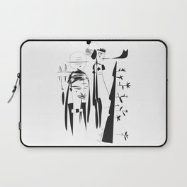 Bells - Emilie Record Laptop Sleeve