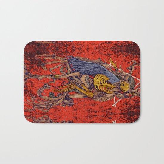 Adamant (hell) Bath Mat