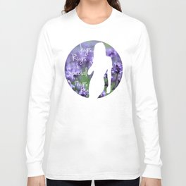 Jugs, Rugs & Special Hugs Long Sleeve T-shirt