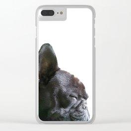 Apretujen a Rocco Clear iPhone Case