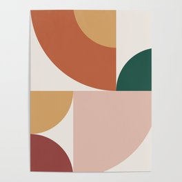 Abstract Geometric 13 Poster