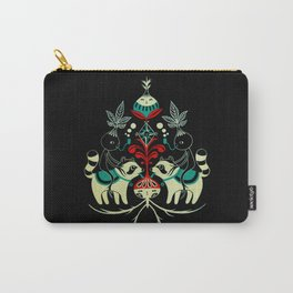 Mandragora and racoon. Carry-All Pouch