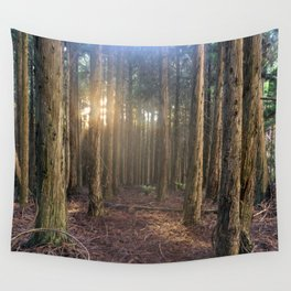 Polipoli's Enchanted Forest Wall Tapestry