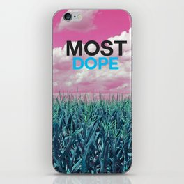 Most Dope Farm iPhone Skin