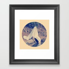 In which paranormal investigator is my fallback career Framed Art Print