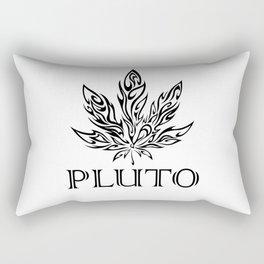 Pluto's Weed Rectangular Pillow