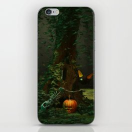 Halloween Night iPhone Skin