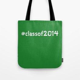 2014 Grads Tote Bag