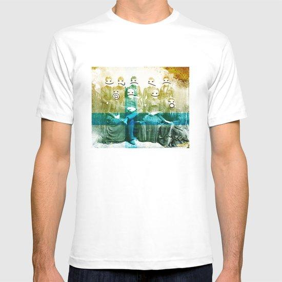 the semicolon sisters T-shirt