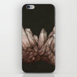 Pink Quartz iPhone Skin