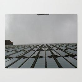 Bottom of 1WTC Canvas Print