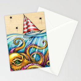 Unwanted Guest Stationery Cards