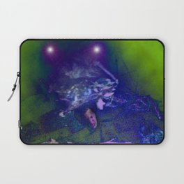 in to the night sky Laptop Sleeve