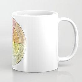 Feelings Wheel - Bright Coffee Mug