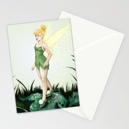 TinkerBell Stationery Cards